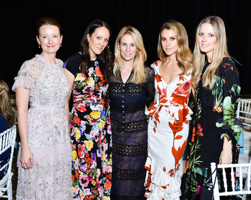 Anne roy courtney corleto rebekah mccabe eleanor ylvisaker ferebee taube